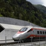 Cel mai lung tunel feroviar din lume se află în Elveţia