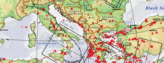 Cutremure in Italia – de ce atat de multe?!