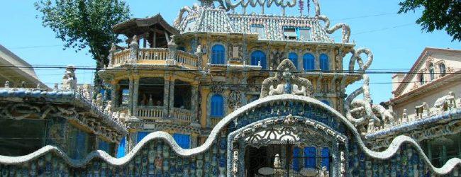 Casa de Porţelan din China, o atracţie turistică deosebită !