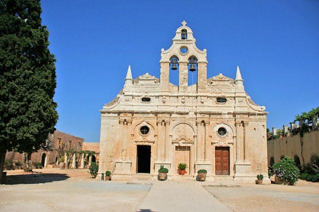 manastirecreta