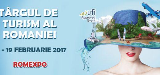 Târgul de Turism al României, 16-19 februarie
