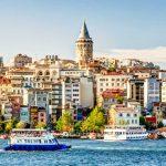 Istanbul, fostă capitală a două mari imperii
