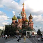 Câteva lucruri despre capitala Rusiei, Moscova