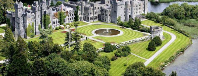 Castele-hoteluri din Irlanda, o atracţie pentru turişti