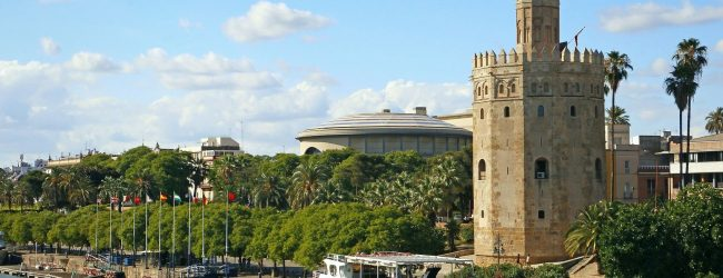 Sevilla, un frumos oraş andaluz din Spania