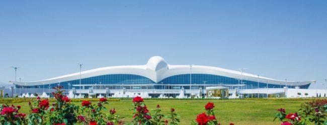Aeroportul din Ashgabat, în Cartea Recordurilor !