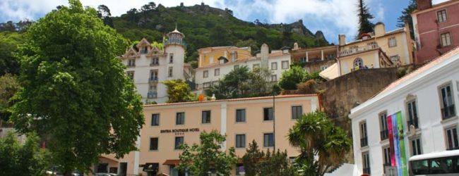 Sintra, un frumos oraş portughez aproape de Lisabona