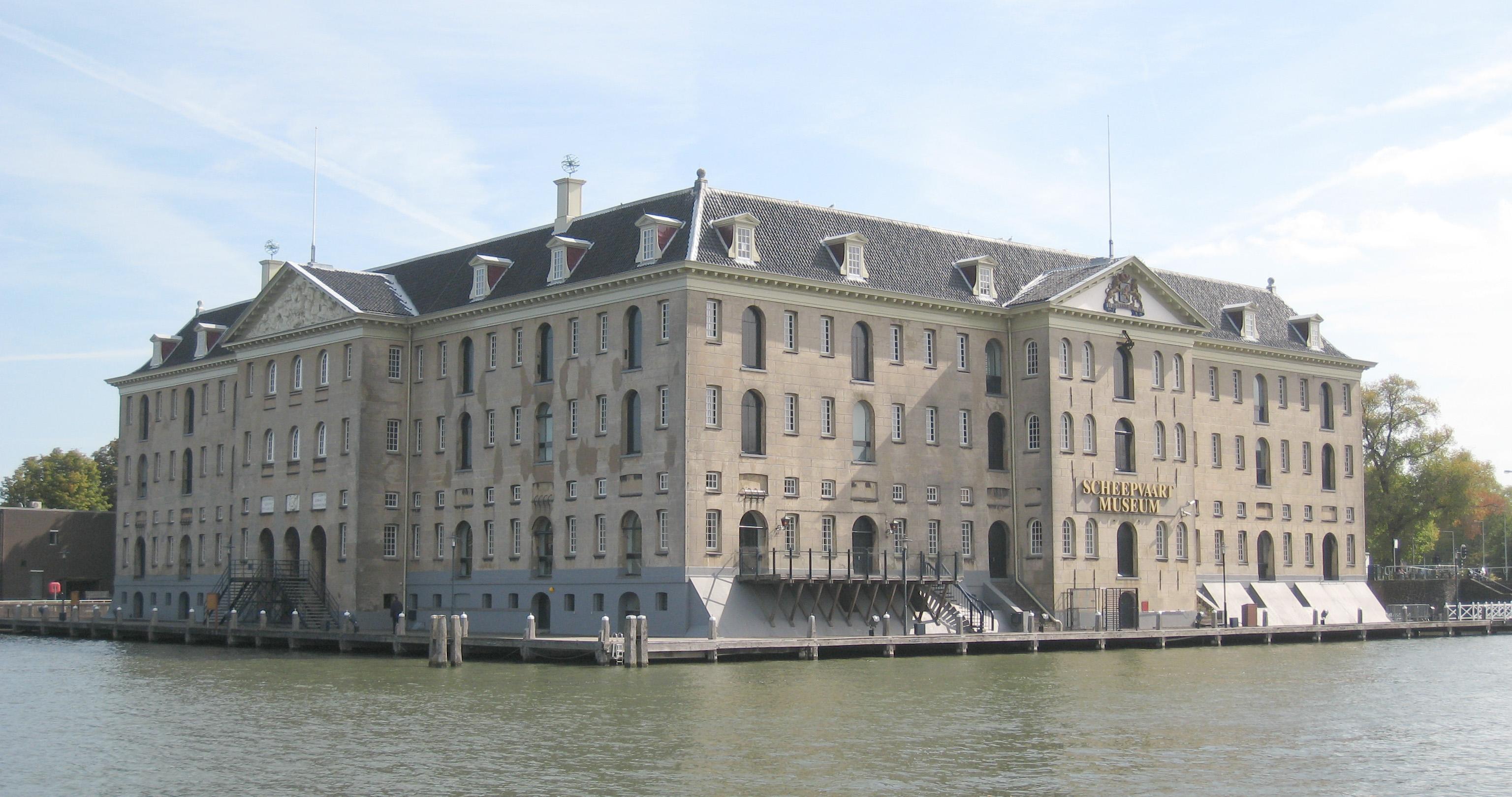 Scheepvaart-Museum-Amsterdam-2