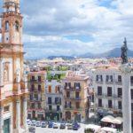 Palermo, un oraș italian de neratat de turiști !