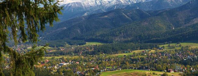Câteva lucruri despre orașul polonez Zakopane