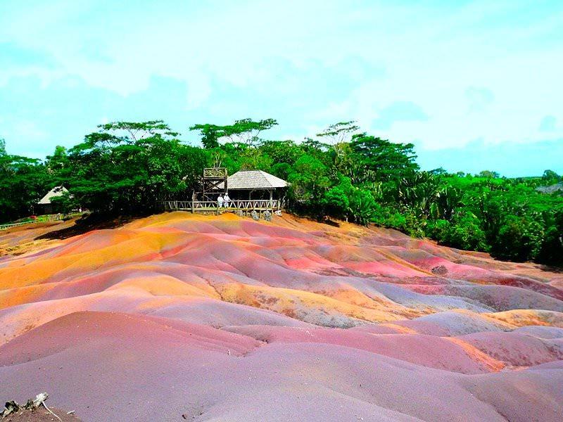 campia 7 culori mauritius