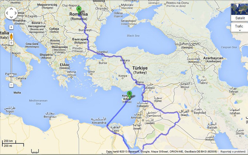Larnaca Cea Mai Veche Statiune A Europei Travelica