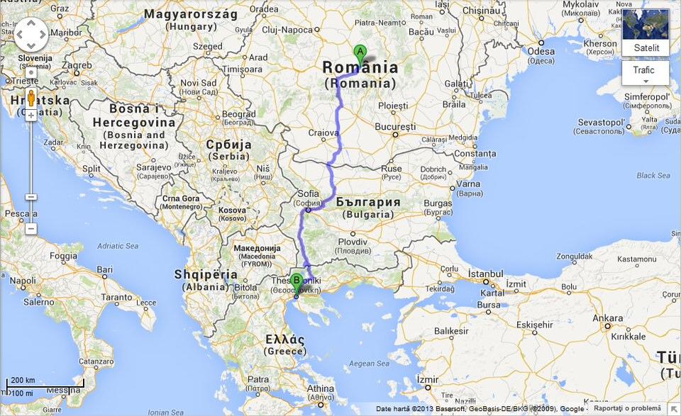 Salonic Mandria Cosmopolita A Greciei Travelica