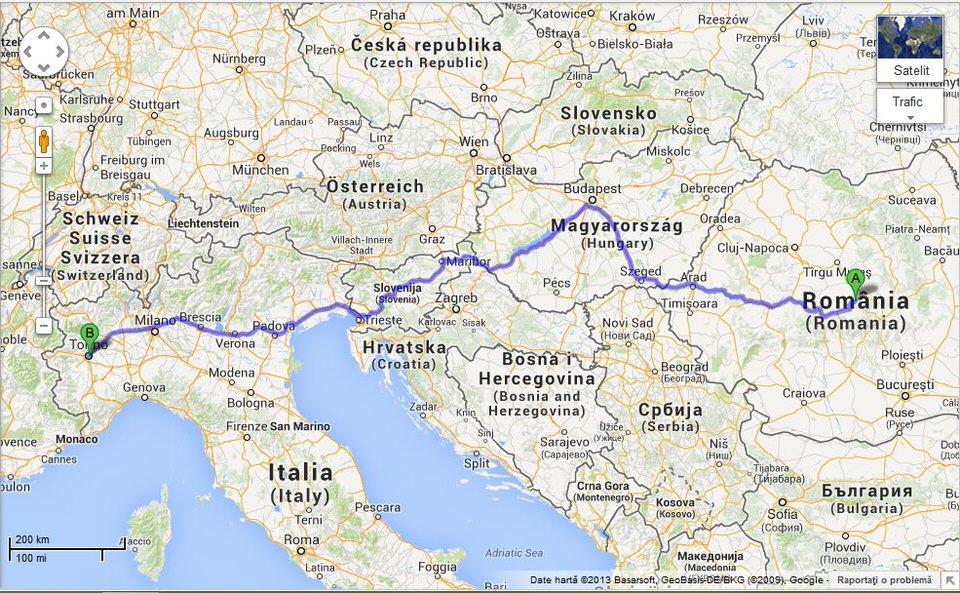 Vizitati Torino Si Va Veti Indragosti Iremediabil Travelica