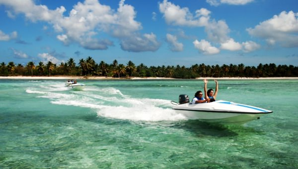 speed boat punta cana
