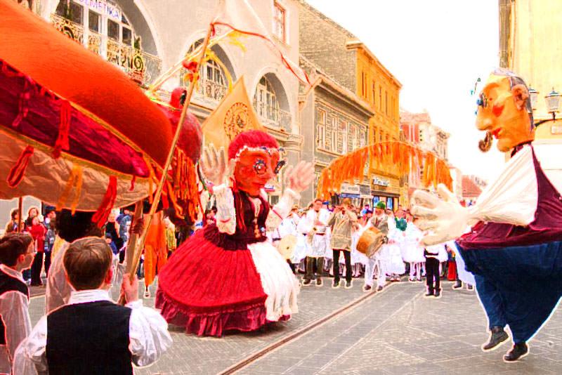 evenimente turistice budapesta