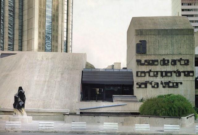 muzeul de arta contemporana caracas