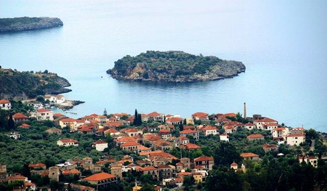 Kardamili-Grecia