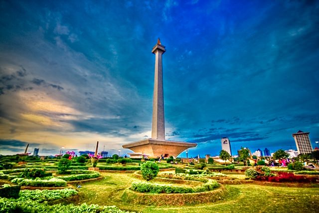 monument national indonezia