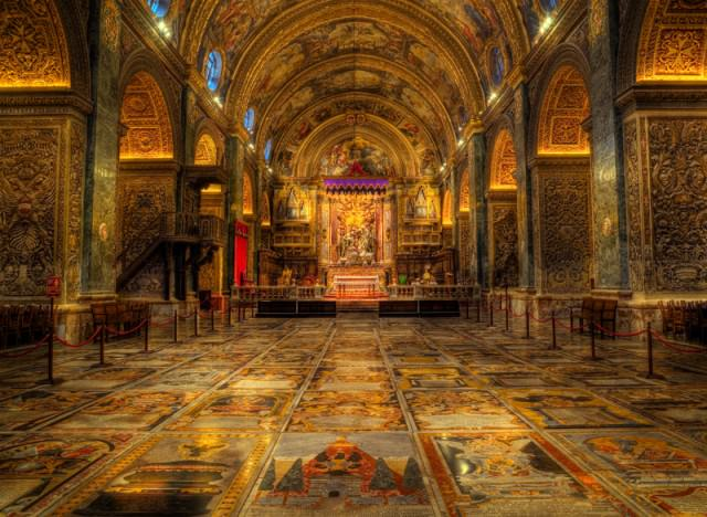 Malta-to-do-St.-Johns-CoCathedral-1