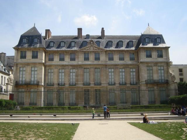 muzeul picasso paris