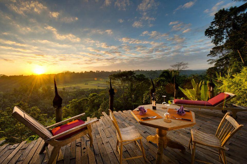 Bambu-Indah-Resort-Bali-Morning-View