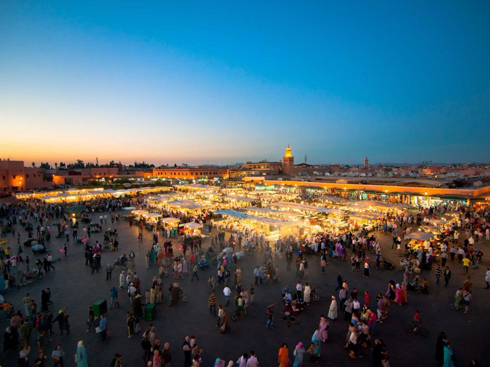 located-in-the-northwest-of-morocco-marrakesh-is-world-famous-for-its-souks-which-are-large-markets