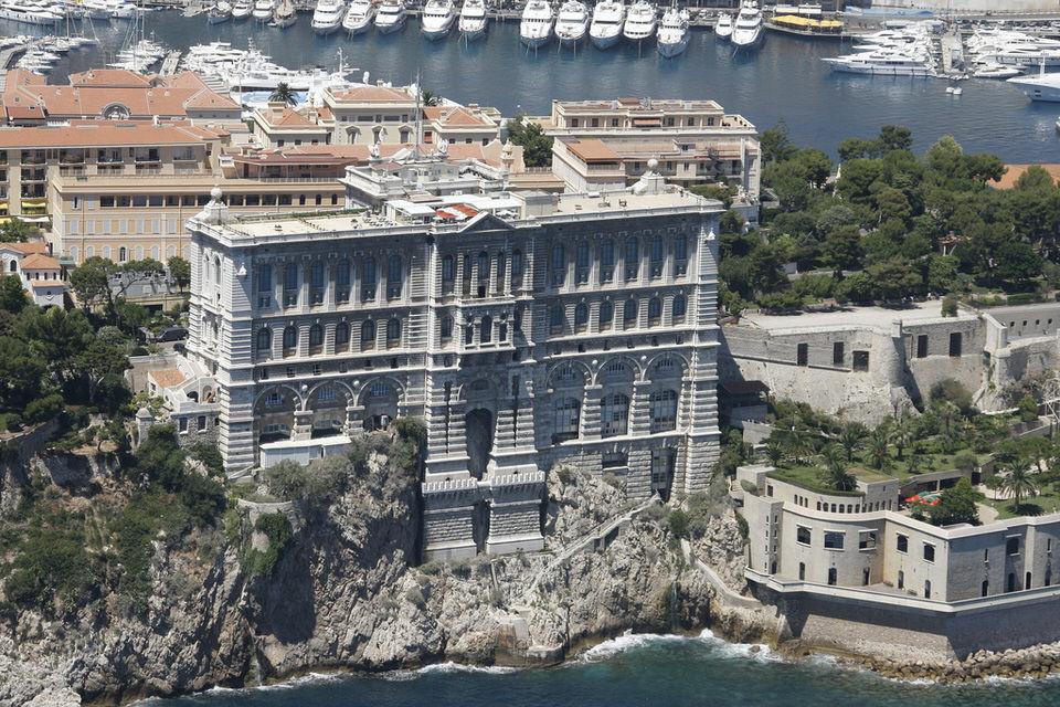 Oceanographic-Museum-of-Monaco