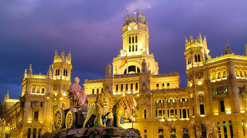 Madrid-tours