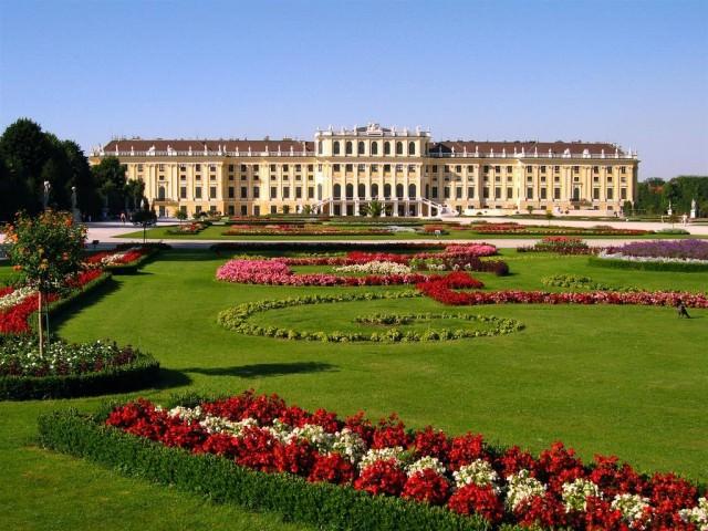 Palacio-Schonbrunn