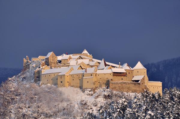 Rasnov Castle - Brasov, Romania