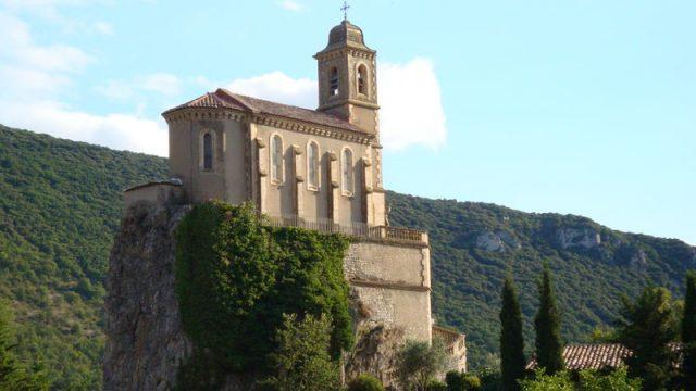pierrelongue-chapelle
