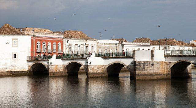 Tavira Roman bridge