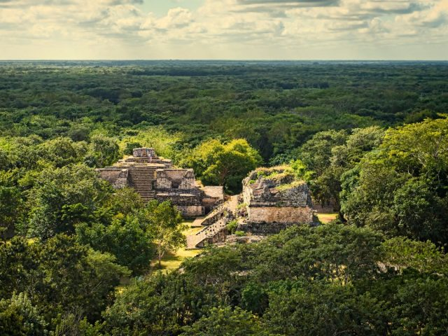 Ek Balam - vacanta in Mexic