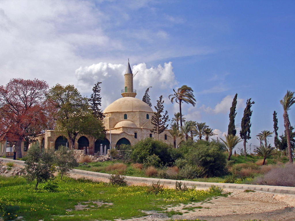 Hala_Sultan_Tekke_Larnaca