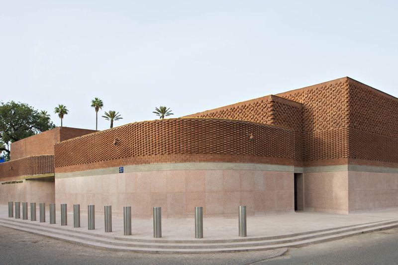 muzeulyvessaintlaurent-maroc